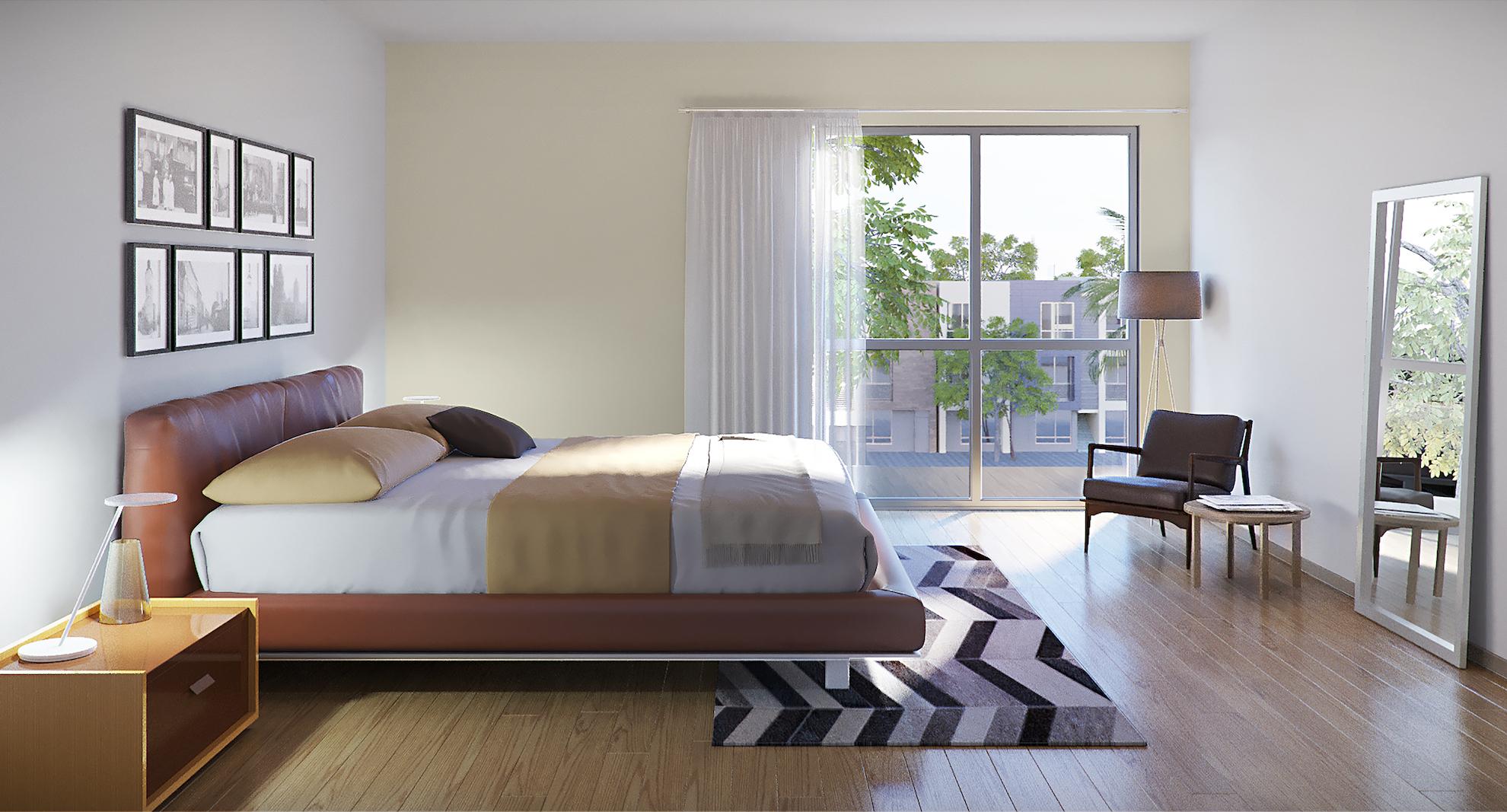 AV Bedroom 1