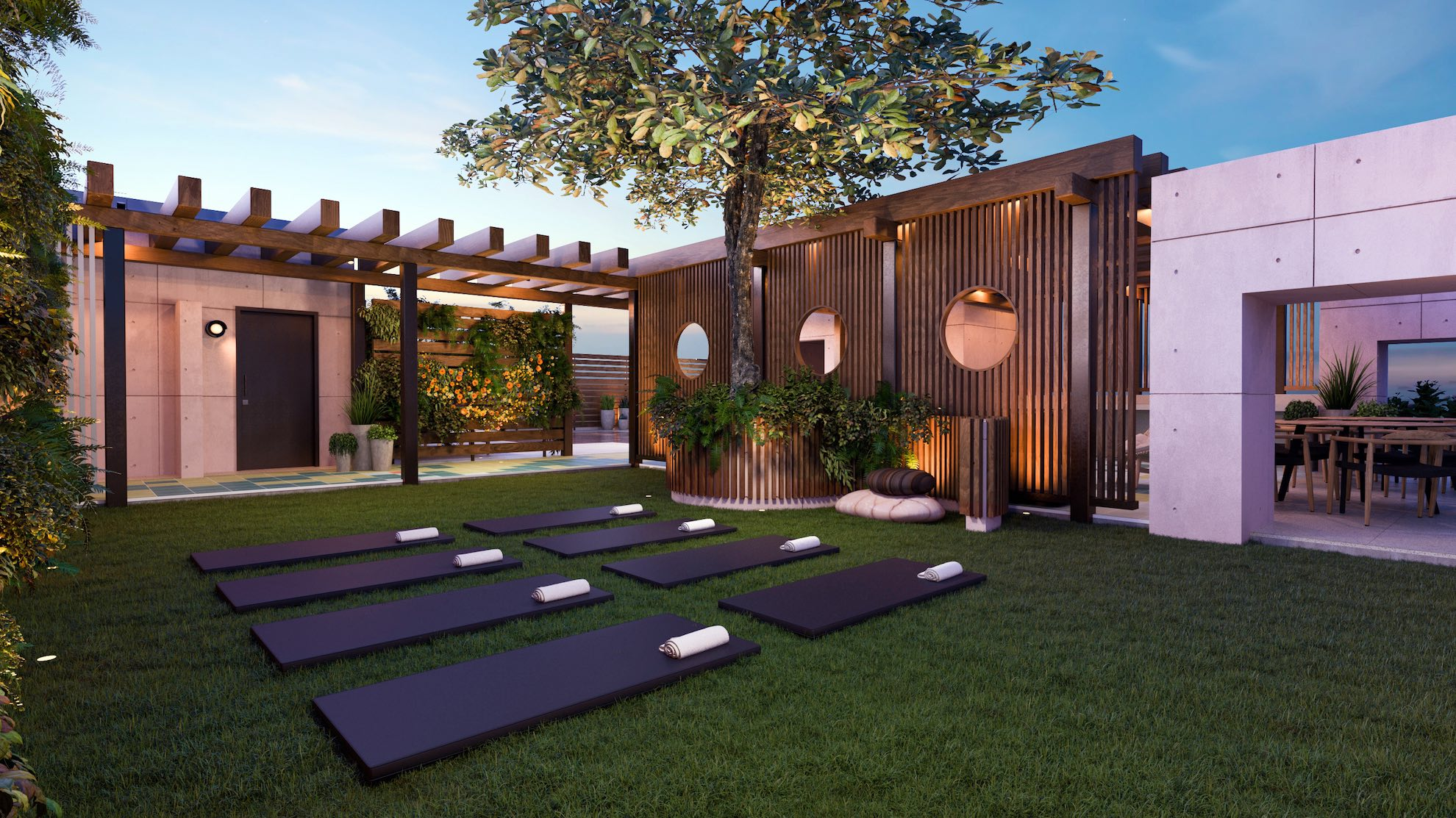 10. Yoga- Ten30